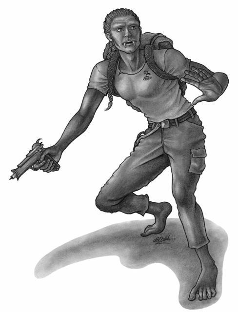 Solastan, Meredros Occultist