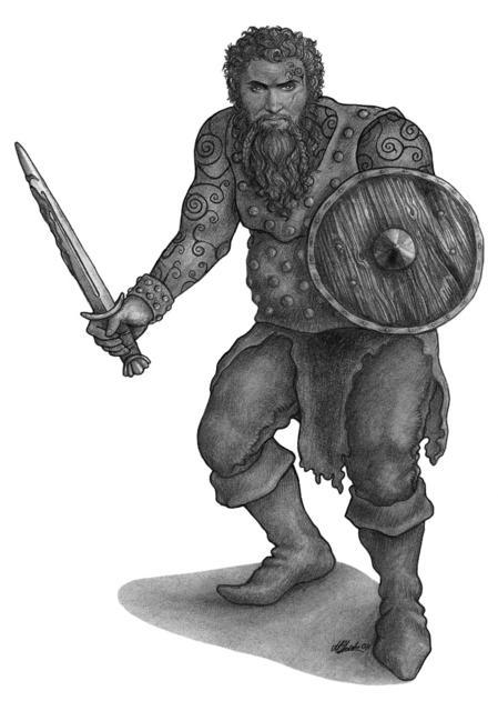 An'lo'farin, Palla'du'tantali Warrior